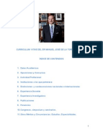 Curriculum Dtor Delatorre