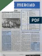 The Merciad, Feb. 13, 1986