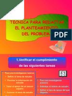 3 PLANTEAMIENTO DEL P