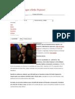 Corrupción persigue a Keiko Fujimori