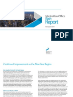 Manhattan Office Leasing Flash Report 1q2010