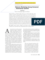 Pap091201Itea Paths&MethodsForPeerBehaviorMonitoringAmongUnmannedAutonomousSystems