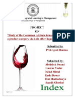 Wine Industry in India