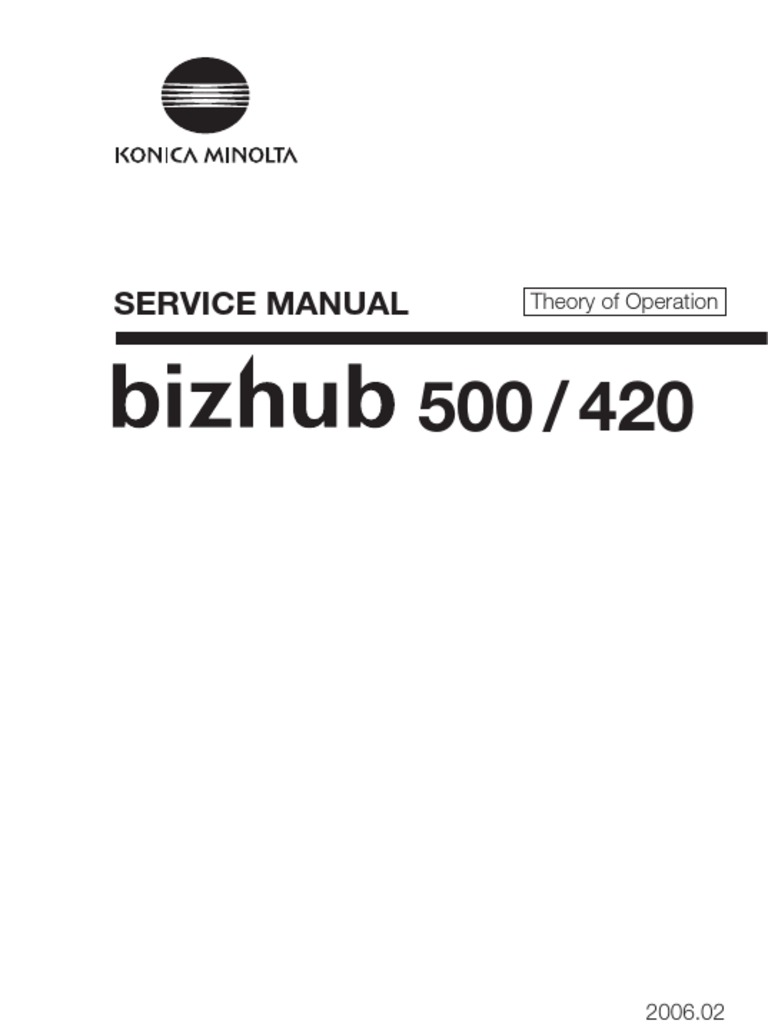 bizhub 500 420 service manual main body options ac power plugs and rh scribd com Bizhub C364 konica minolta bizhub 420 service manual pdf