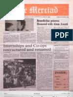 The Merciad, Oct. 3, 1986