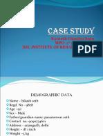 Sanket Case Study 5