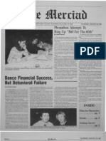 The Merciad, Jan. 29, 1987
