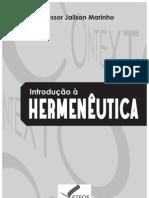 hermeneutica_jailson_marinho