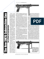 The New SW 76 Submachine Gun (Small Arms Review)
