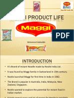 Maggi Product Life Cycle