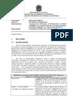 CADE Ambev Garrafa 630ml 080120024742008-24 Decisão que Instaurou PA com medida preventiva
