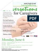 Conversations for Caregivers