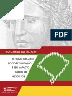 Novo Cenario Socio-economico do Rio Grande do Sul