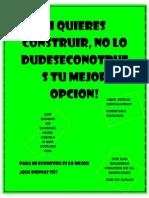 AFICHE DE PUBLICIDAD