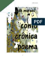 conto crônica poema