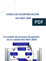 Curso Interpretación ISO 9001