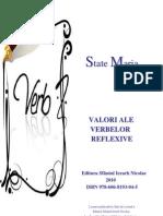 Valori Ale Verbelor Reflexive+Maria State