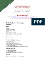 Apostilas de Bolos- Andrea Chaib Reseck