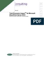 TEI of SharePoint 2010 v8_FINAL_13Mar2010_es[1]