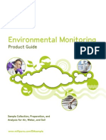 Environmental Monitoring Product Guide