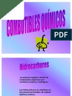 COMBUSTIBLES QUÍMICOS