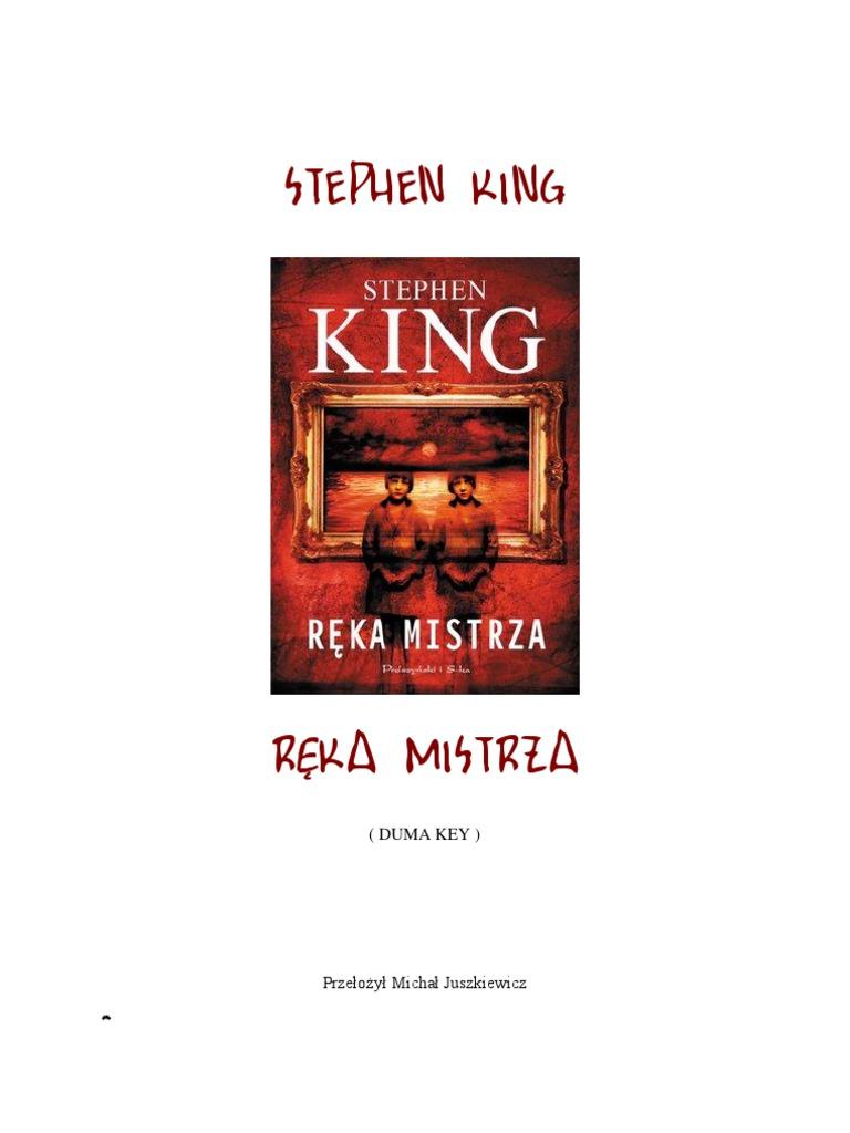 0a966a1b42 King Stephen Ręka Mistrza