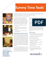 Tummy Time Tools