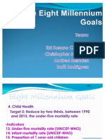 Eight Millennium Goals