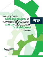 Shifting Gears State Innovations to Advance Workers and the Economy in the Midwest 0710