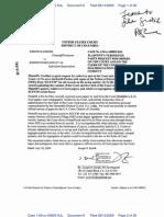 09-08-13 Zernik v Melson et al (1:09-cv-00805) in the US District Court, Washington DC