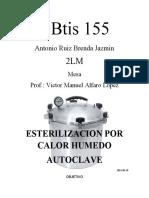 Esterilizacion Por Calor Humedo..Autoclave