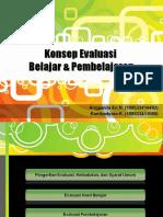 Evaluasi-Belajar-&-Pembelajaran