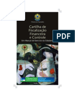 CARTILHA DE FISCALIZAÇÃO E CONTROLE[1]