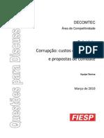 Custo Economico Da Corrupcao - Final