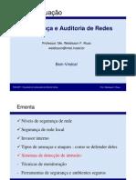 Aulas_Segurança_e_Auditoria de redes