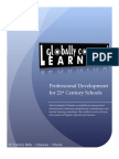 Globally Connected Learning Consulting- PD Sample Topics