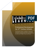 21st Century Schools PD Workshops