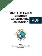 MakhlukHalusMenurutAl-Quran Iss1 18Mei2006