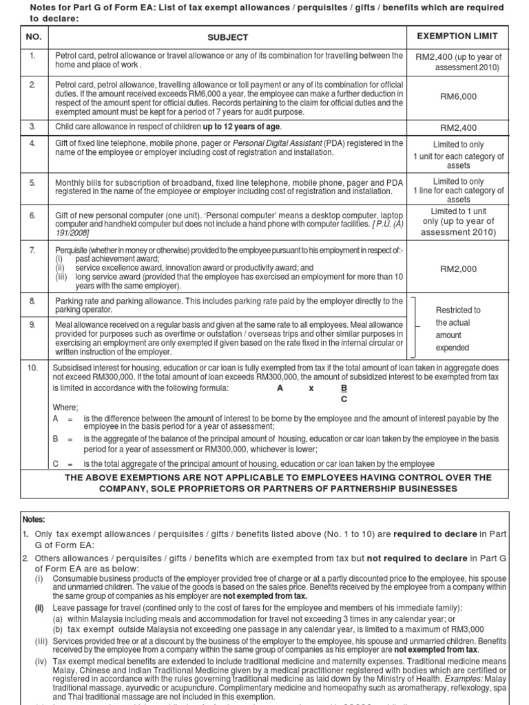 Form Ea 2018 This Form Ea Must Be St Partners Plt Chartered Accountants Malaysia Facebook