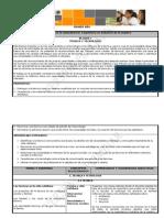 Carpintería e Industria de la Madera 1o. Generales