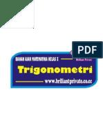 Bahan Ajar Trigonometri