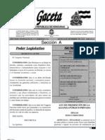 Ley de la Promocion de la Alianza Público-Privada