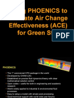 Air Change Effectiveness
