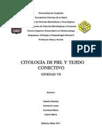 Citología de Piel y Tejido Conectivo