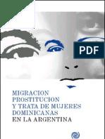 Trata de Mujeres as en Argentina