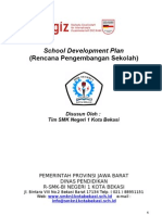 Format SDP Las