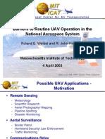 UAV Operation