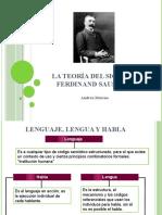 La teoría del signo de Ferdinand Saussure