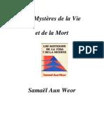 1962 Les Mysteres de La Vie Et de La Mort