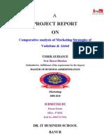 Comparative Analysis of Marketing Strategies of VODAFONE & AIRTEL 2